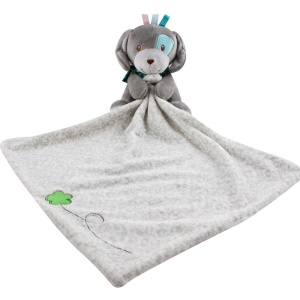Dog - AIPINQI Soft Comforting Plush Doll Newborn Baby Appease Towel Infant Baby Cotton Towel