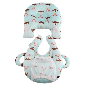 Multifunctional Baby Pillows Neck Protect Breastfeeding Cushion - Cute Animals