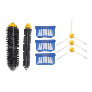 Vacuum Brush Filter Replacement Part Accessories for iRobot Roomba 600 Series Sweeping Robot 610 611 627 650