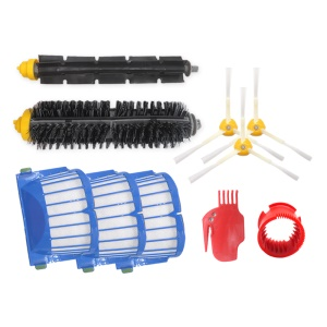 Vacuum Cleaner Brush Filter Comb Parts for iRobot Roomba 6 Series 610 611 627 650 620 640 630 6606