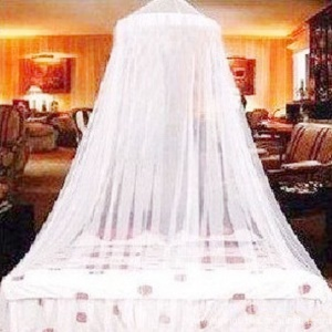 Summer Round Dome Princess Mosquito Net Bed Netting - White