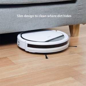 ILIFE V5 Intelligent Robotic Vacuum Cleaner Self-charge HEPA Filter - EU Plug