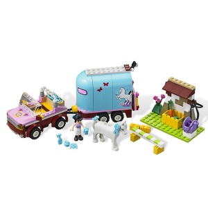 Kids Ranch Building Blocks Fun Educational Learning Toys for Girls