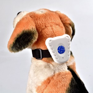 Ultrasonic Bark Control No Bark Dog Stop Barking Collar