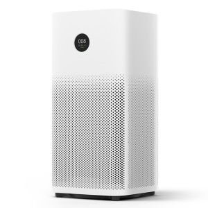 XIAOMI Mi 2S OLED Display Smart Air Purifier Smartphone Control Smoke Dust Peculiar Smell Cleaner