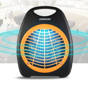 JOYROOM CY162 Mute Low Power Consumption Electronic Mosquito Killer Lamp - Black / CN Plug