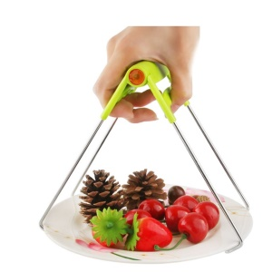 Multi-functional Stainless Steel Bowl Griping Tool Universal Anti-scald Bowl Pots Plates Clip