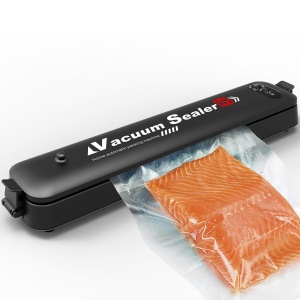 Home Automatic Packing Machine Vacuum Sealer for Food Preservation with 15 Bags - US Plug