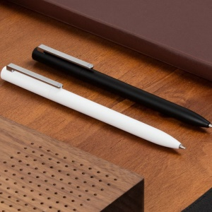 XIAOMI Mijia 9.5mm Signing Pen 0.5mm Writing Point Sign Pen - White