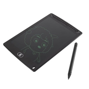 8.5 Inch LCD Writing Tablet Handwriting Pad Digital Drawing Tablet Electronic Tablet Board - Black