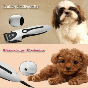 RFC-280A Low-noise Electric Pet Hair Trimmer Shaver Clipper - EU Plug