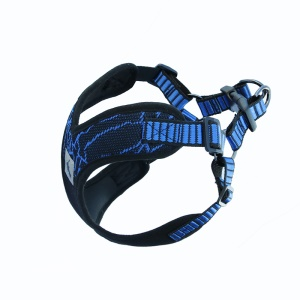 X3 Front Range Pet Harness without Traction Rope - Blue / Size: L