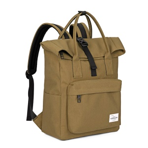 LOCAL LION 562 Waterproof Polyester Outdoor Sport Backpack with USB Charge Port - Khaki