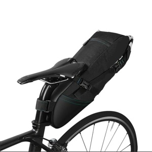ROSWHEEL Large Capacity Waterproof Bike Tail Bag Seat Bag - 10L