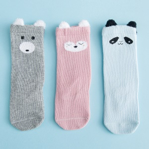 Grey/Pink/Blue/Size: 1-3 Year-Old