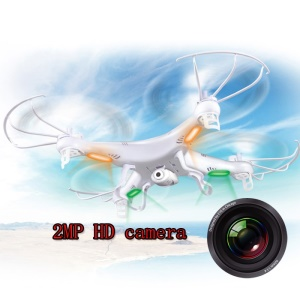 SYMA X5C Remote Control 4CH 6-axis Quadcopter Explorers with 2MP HD Camera