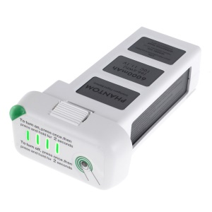11.1V 6000mAh Spare Flight Battery for DJI Phantom 2 Vision Quadcopter 66.6Wh 10C