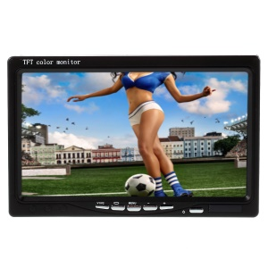 AIO 7-inch LCD FPV Color Monitor with 5.8G 8CH Receiver for RC Quadcopter FPV System