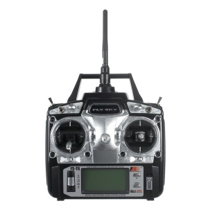 FLYSKY FS-T6 Transmitter and Receiver 2.4Ghz 6CH AFHDS for RC Helicopter Quadcopter