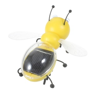 Solar Powered Bee Toy for Kids