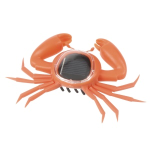 Solar Powered Crab Toy for Kids