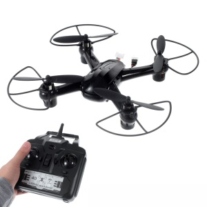 DM003 Mini 2.4Ghz 4CH 6-Axis One Key 360 Degree Rollover RC Drone Quadcopter