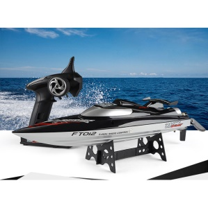 FT012 2.4G High Speed Brushless Motor RC Racing Boat