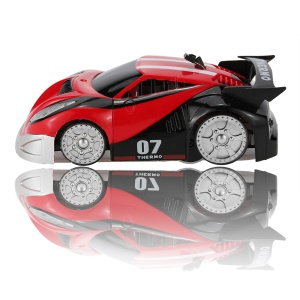 JJRC Q2W Bluetooth Remote Control Rechargeable Wall Climbing Car Toys Car - Red