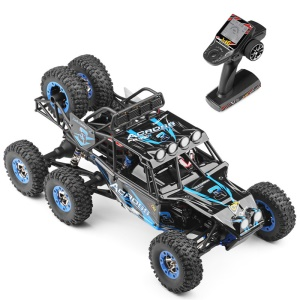 1:12 Scale Remote Control 2.4GHz Rechargeable Kid Truggy Truck