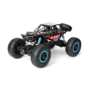 MGRC-29 1:10 4WD RC Car High Speed Off-road Truck Independent Suspension System Powerful Motor - Red