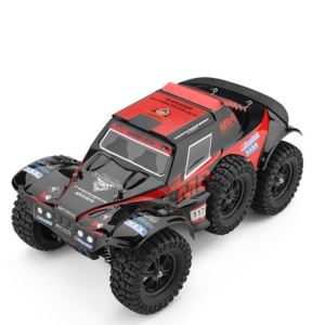 WLTOYS 124012 2.4G 1:12 High Speed Electric Off-road 4WD RC Car - EU Plug
