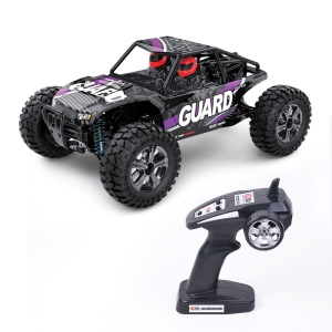 SUBOTECH BG1520 1:14 Full-scale 2.4GHz Four-wheel High-speed Electronic Car Toy - Purple