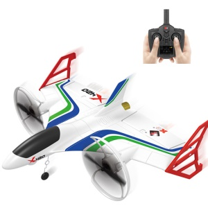 WLTOYS X420 6 Channel 6-Gyro 2.4GHz RC Quadcopter Drone with Altitude Hold Function