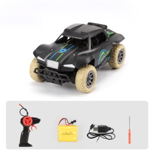 XD808A 1:20 RC Car 2.4G Crawler RC Car Children Toys Kids Mini RC Car with Remote Control - Black