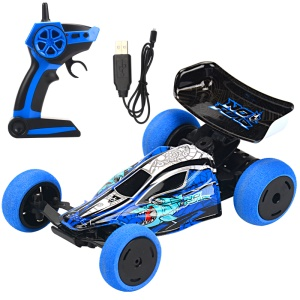 1:32 2.4G Remote Racing Car Off-Road Vehicle RC Electric Toy - Blue