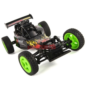 BG1503 2.4G 1/16 High-Speed 20km/h RC Racing Car Vehicle Model Kids Toy - EU Plug