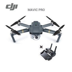 DJI Mavic Pro Mini Plegable 4K Ultra HD de la Cámara del Drone RC Quadcopter - Negro