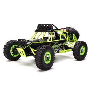 WLTOYS 12428 2.4G 1:12 Crawler RC Car with LED Light