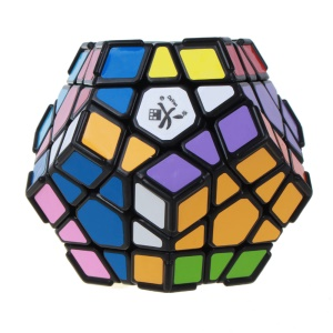 DAYAN Megaminx 12-axis 3-rank Dodecahedron Irregular Magic Cube Educational Toy