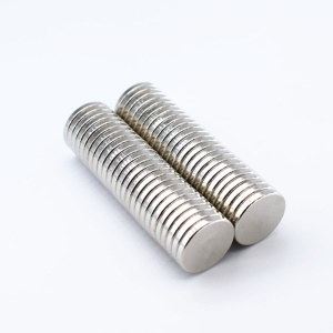 50PCS/Pack 12x2mm Round Shape Durable Magnet NdFeB Magnet