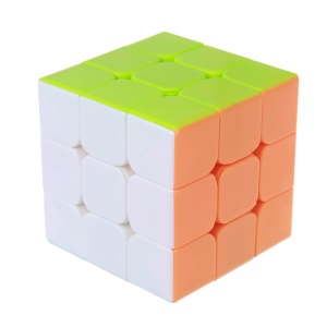 3x3x3 Smooth Twist Magia rompecabezas cubo de juguete educativo