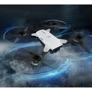 JD-20 Mini Foldable RC Quadcopter Remote Control Headless Mode Helicopter with 0.3MP Camera
