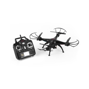 SYMA X5SW WIFI FPV 2.4 Ghz 4CH 6-Axis RC Quadcopter Drone 0.3MP HD Camera  - Black