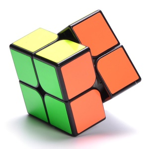 Speed Smooth 2x2x2 Magic Cube Puzzle Toy