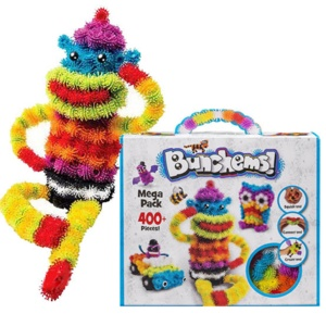 Bricolage Puzzle Toy Pengpeng Pinch Ball Bunchems