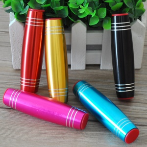 Flip Tumbler Desktop Toy Fidget Rolling Stick EDC Toy Alloy Rolling Stick for Kids and Adults
