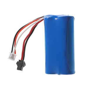 18650 Lithium Battery Pack 7.4V 1500mAh SM Plug for Double Horse 9053 MJX F45 T55 T23 RC Helicopter