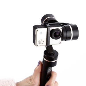 FY G4S 3-Axis 360-Degree Handheld Steady Gimbal for GoPro Hero 3/3+/4
