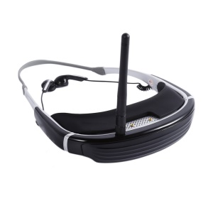 68'' FPV Goggles 3D Video Glasses 5.8G 40CH Receiver for 250/F210 Racing Drone