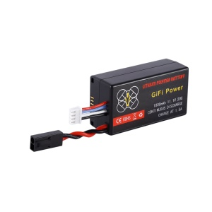 1800mAh Upgrade Lithium Polymer Battery for Parrot Ar Drone 2.0 Power Edition Helicopter